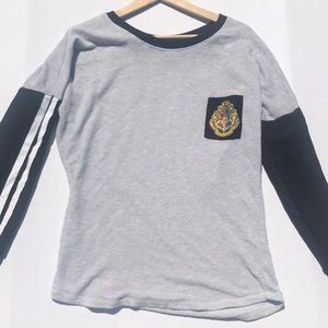 3/$15🟧Harry Potter Hogwarts Crew Neck Sweatshirt